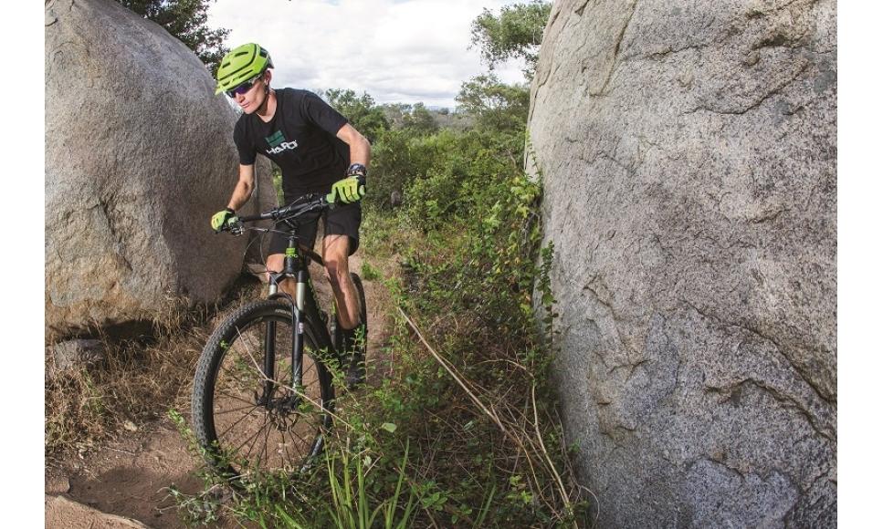 Гірські велосипеди Haro Bikes лінійки Double Peak 2020