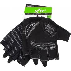 Велоперчатки X-17 XGL-578BK