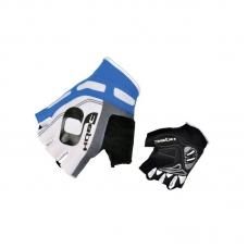 Велоперчатки HQBC COOLER WOV BioGel синие