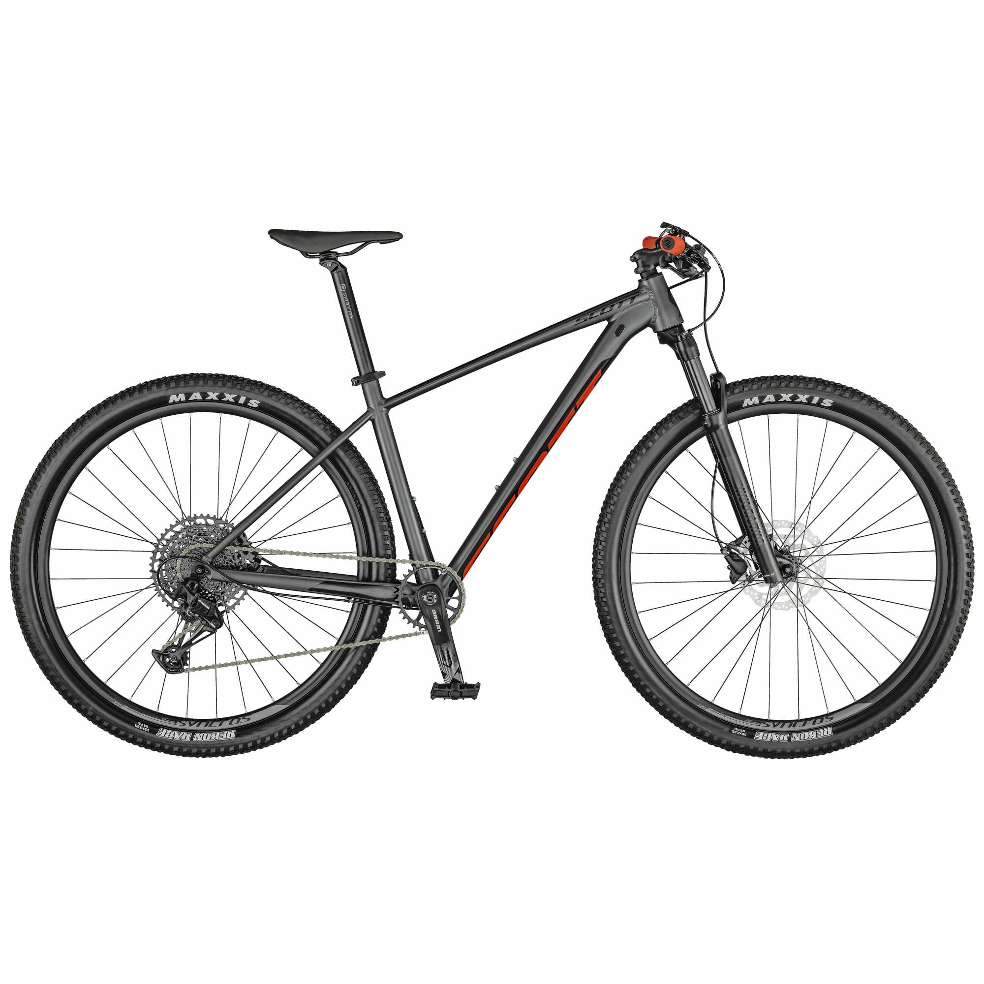 Велосипед SCOTT Scale 970 dark grey (2021)