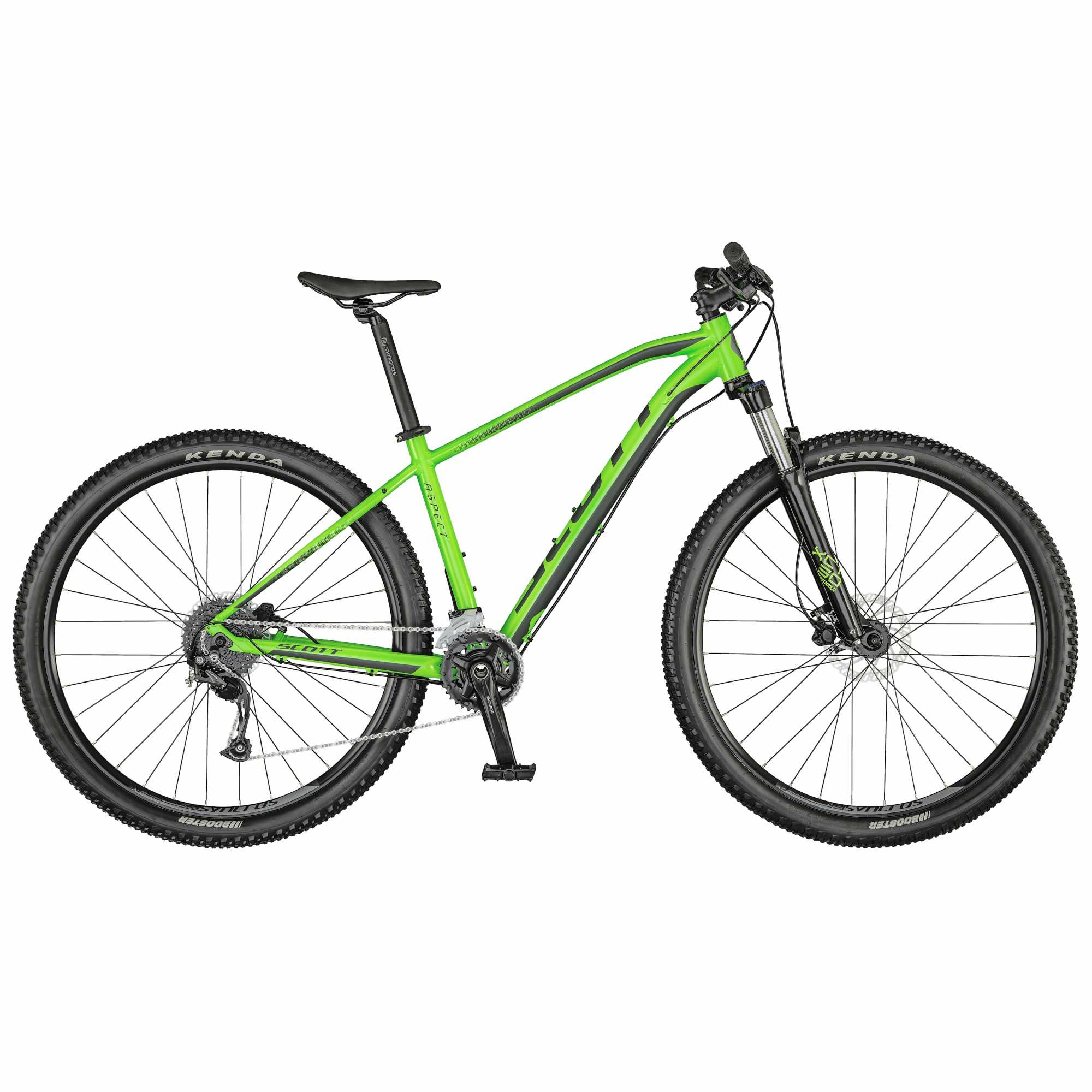 Велосипед SCOTT Aspect 950 smith green (2021)