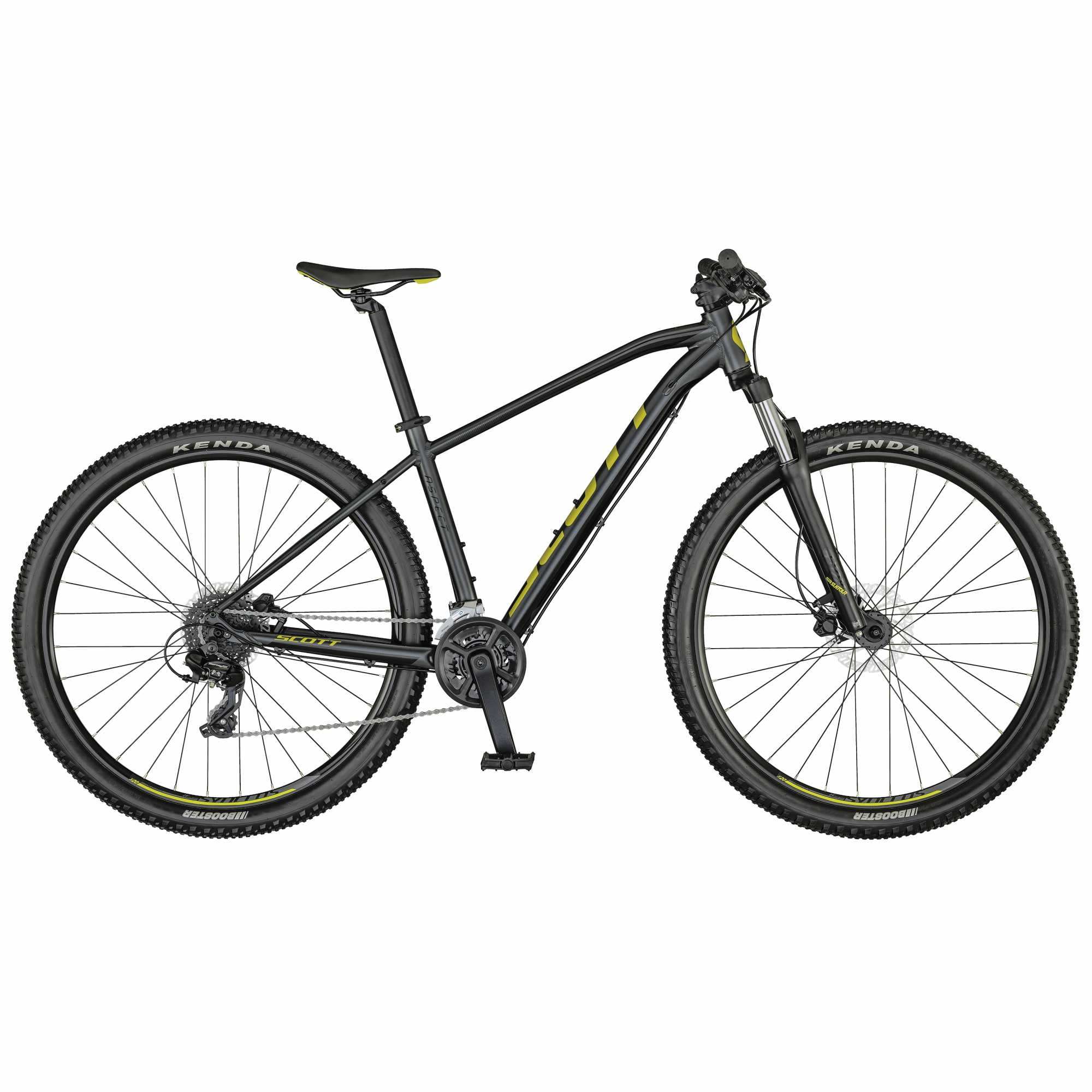 Велосипед SCOTT Aspect 960 dark grey (2021)